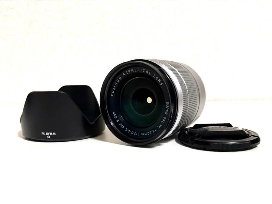 FUJIFILM(富士フイルム) FUJINON LENS SUPER EBC XC 16-50mm F3.5-5.6 OIS Ⅱ ズームレンズ