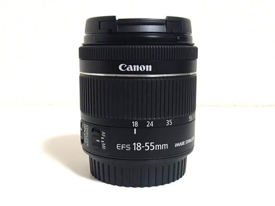 Canon(キヤノン) ZOOM LENS EF-S 18-55mm F4-5.6 IS STM ズームレンズ-4