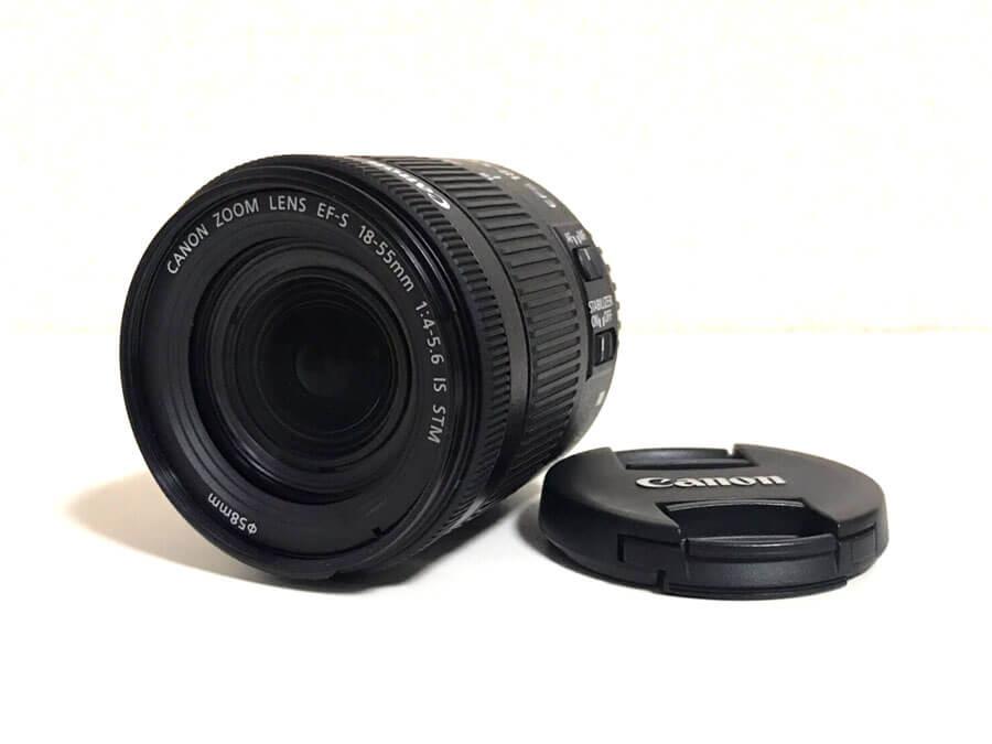 Canon(キヤノン) ZOOM LENS EF-S 18-55mm F4-5.6 IS STM ズームレンズ