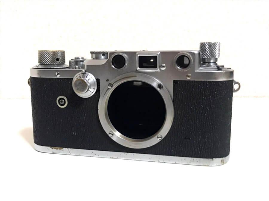 Leica IIIc レンジファインダーカメラ バルナックライカ