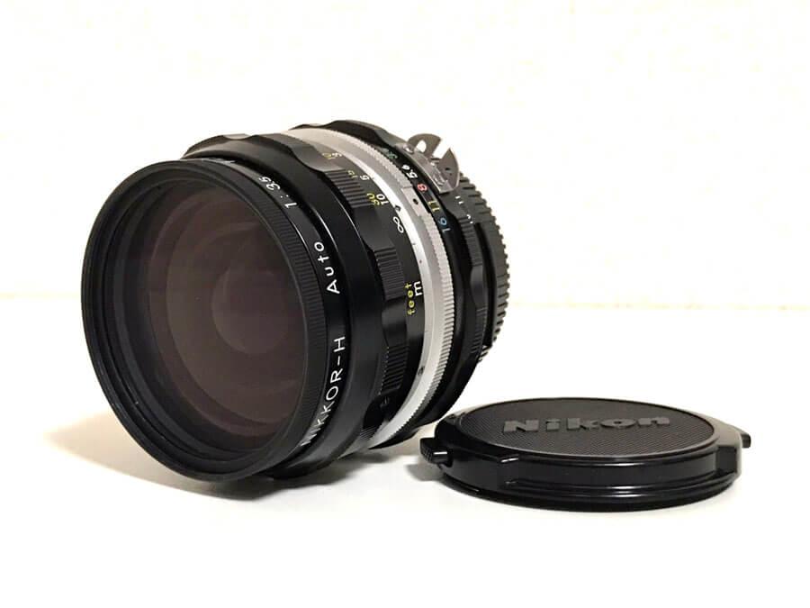 Nikon NIKKOR-H Auto 28mm F3.5 単焦点レンズ