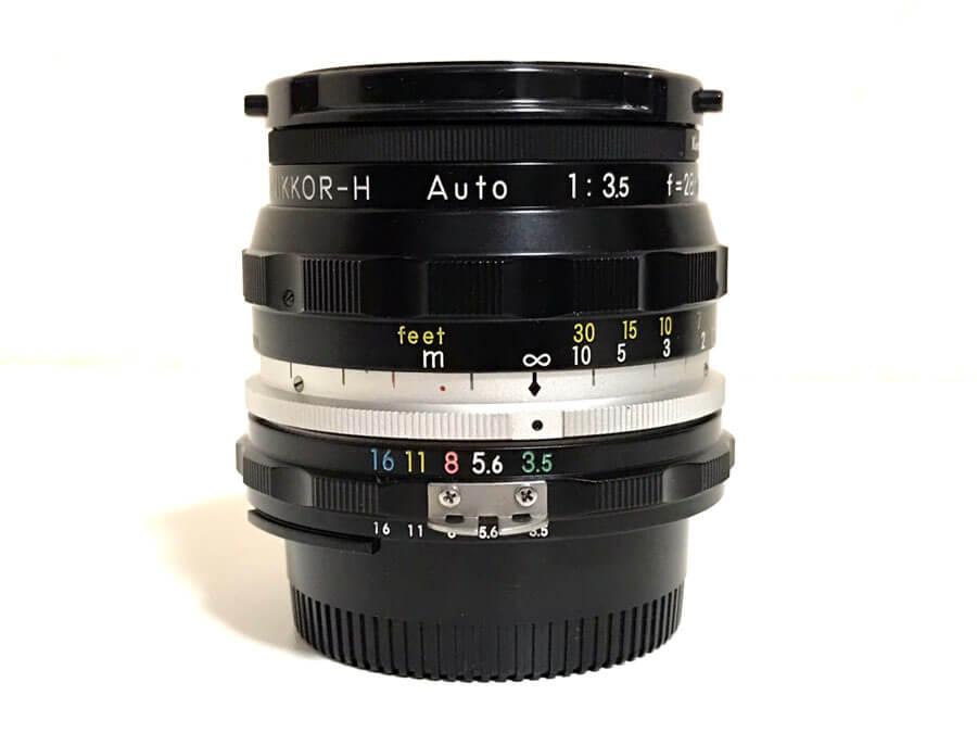 Nikon NIKKOR-H Auto 28mm F3.5 単焦点レンズ-4