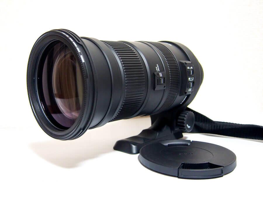 SIGMA APO 50-500mm F4.5-6.3 DG OS HSM キヤノン用