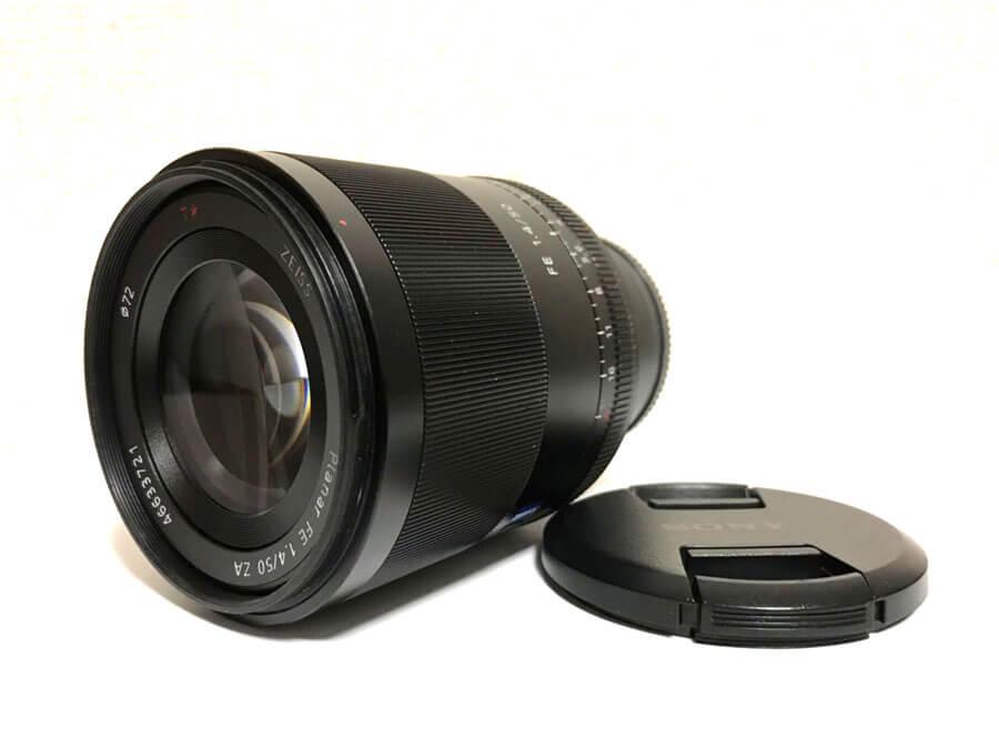 SONY Planar T* FE 50mm F1.4 ZA SEL50F14Z Eマウント 単焦点レンズ