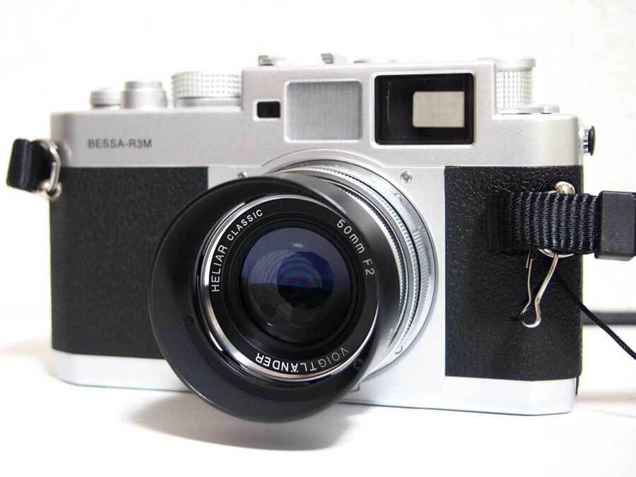 Voigtlnder(フォクトレンダー) BESSA R3M 250jahre 250周年 レンジファインダーカメラ