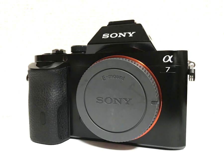 SONY(ソニー) α7 ILCE-7 ミラーレス一眼カメラ