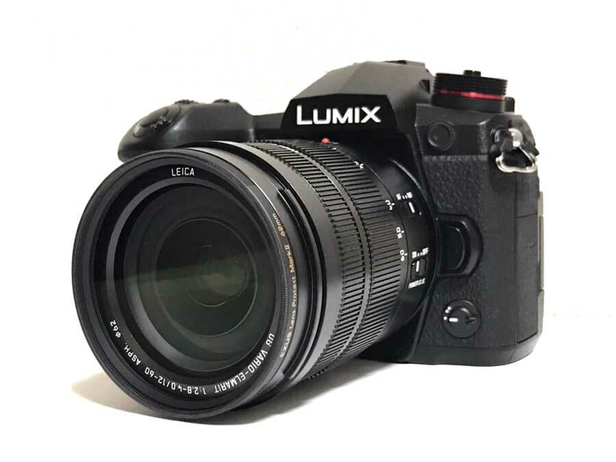 パナソニック LUMIX G9PRO DC-G9L ミラーレス一眼カメラ 標準ズームライカDGレンズキット