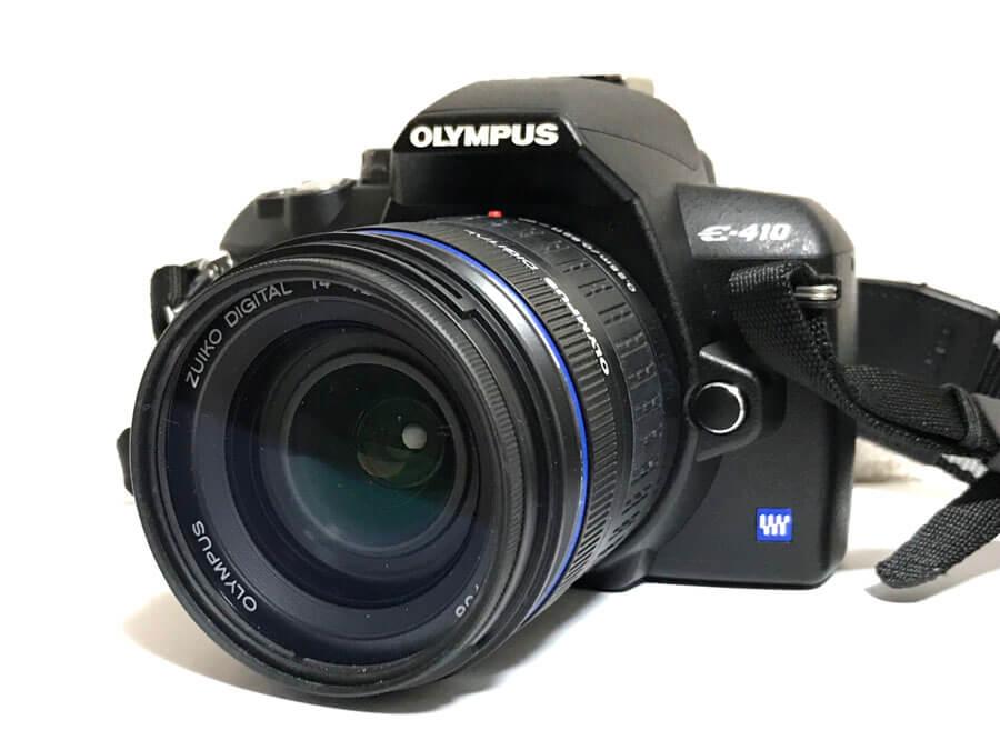 OLYMPUS(オリンパス) E-410 デジタル一眼レフカメラ レンズキット