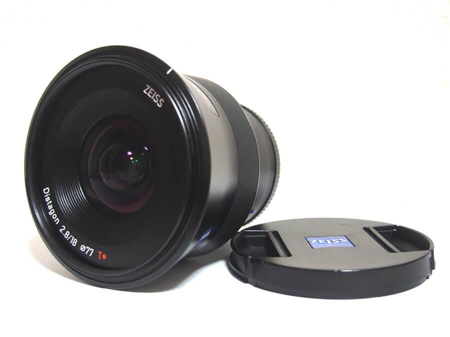 Carl Zeiss(カールツァイス) BATIS 18mm F2.8 SONY Eマウント 単焦点レンズ