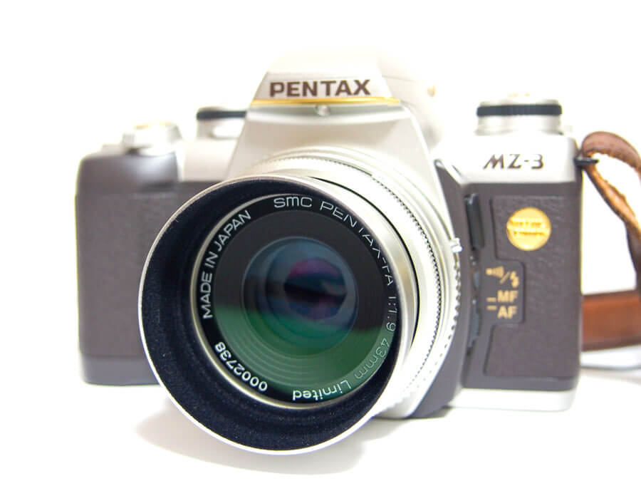 PENTAX MZ-3 SPECIAL EDITION 一眼レフカメラ