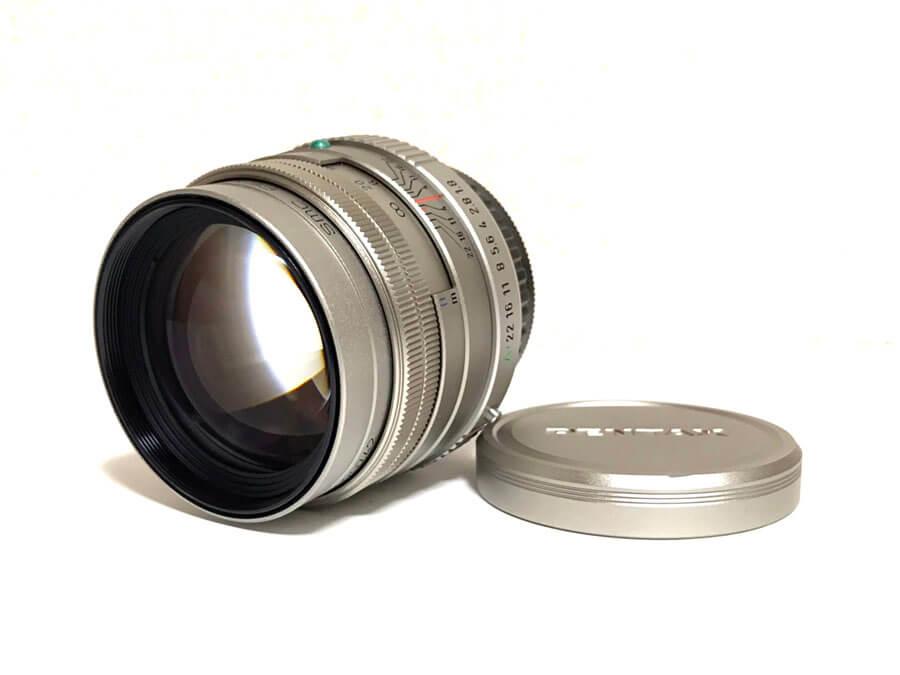 PENTAX(ペンタックス) FA 77mm F1.8 LIMITED 単焦点レンズ