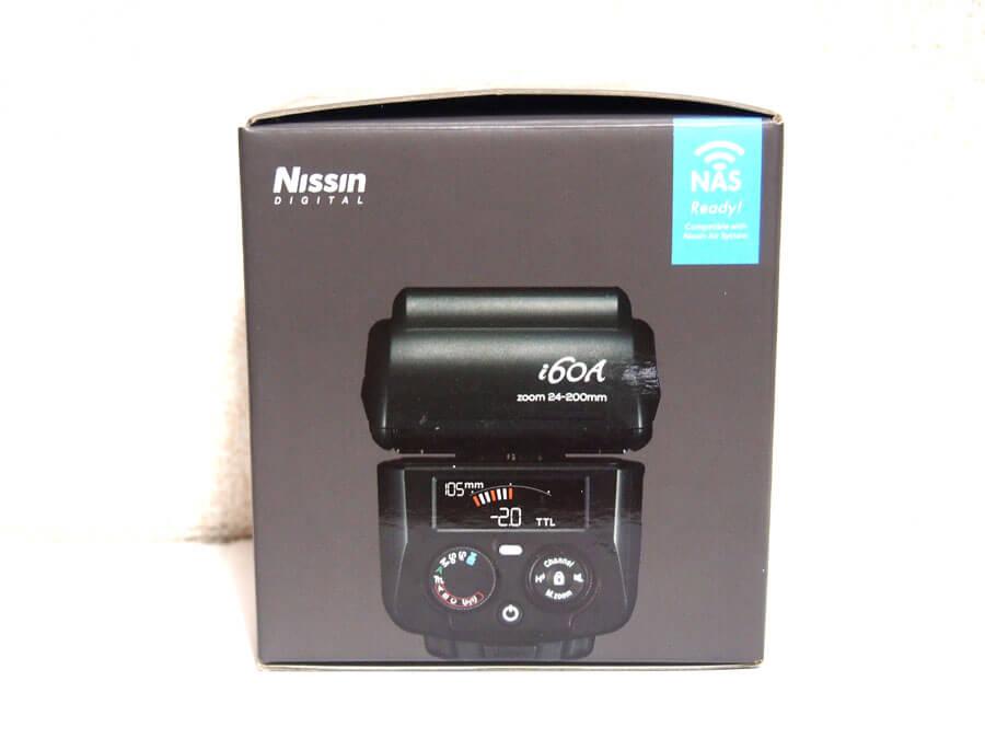 Nissin(ニッシン) デジタル i60A ニコン用 【NAS対応】60AN ストロボ