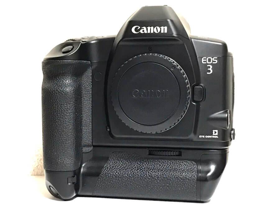 CANON(キヤノン) EOS3 一眼レフカメラ + POWER DRIVE BOOSTER E1