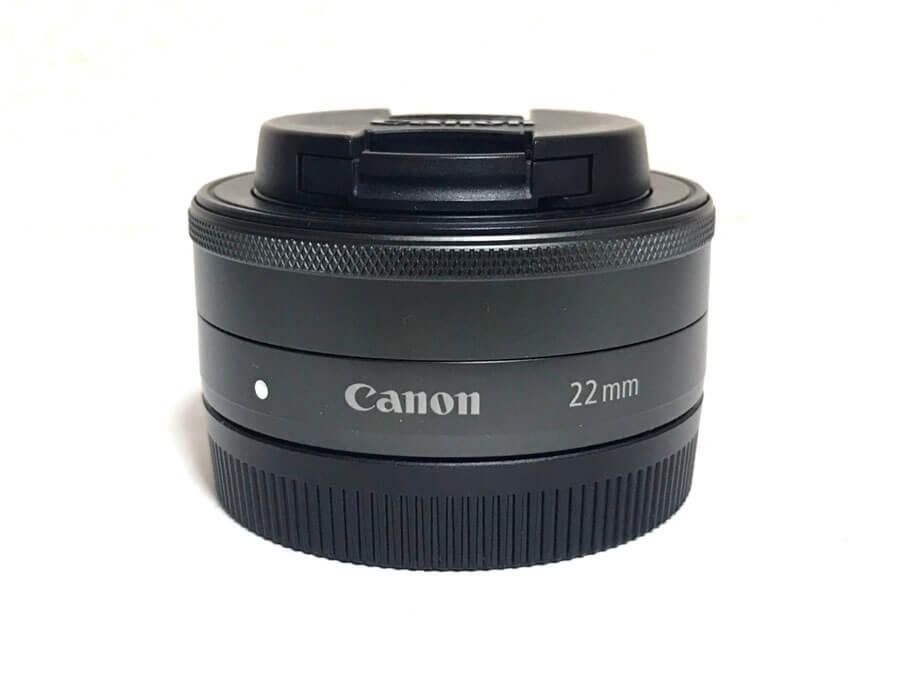 Canon(キヤノン) LENS EF-M 22mm F2 STM パンケーキレンズ-4