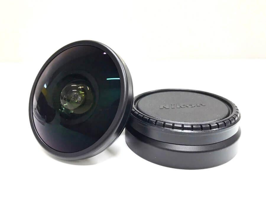 Nikon FC-E8 0.21x フィッシュアイコンバータ