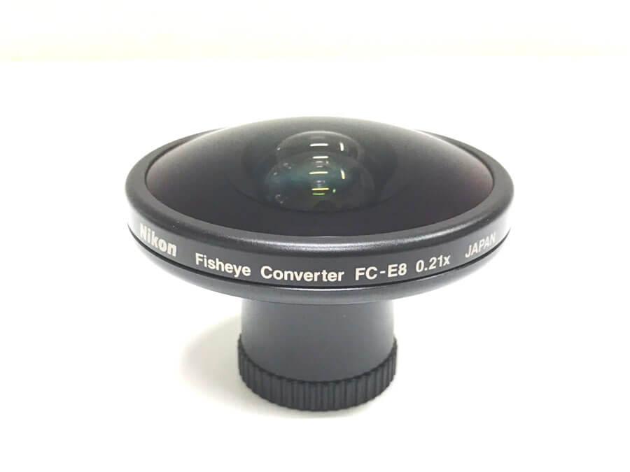 Nikon FC-E8 0.21x フィッシュアイコンバータ-2