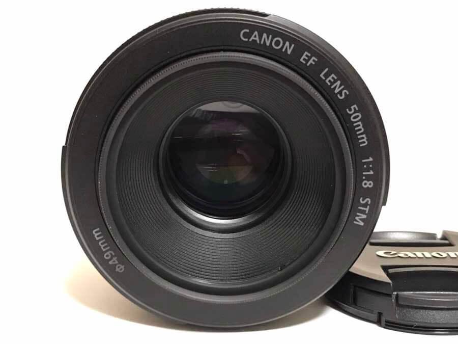 Canon(キヤノン) EF 50mm F1.8 STM 単焦点レンズ-2