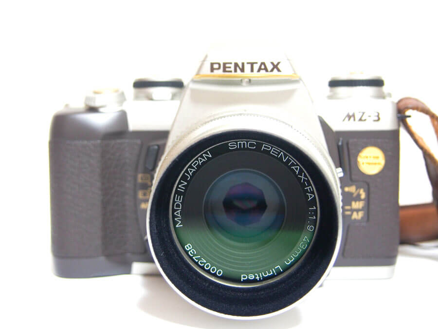 PENTAX MZ-3 SPECIAL EDITION 一眼レフカメラ-2