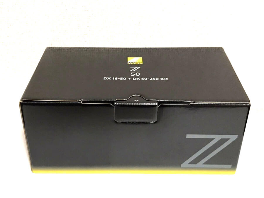 Nikon Z50 ダブルズームキット ミラーレスカメラ