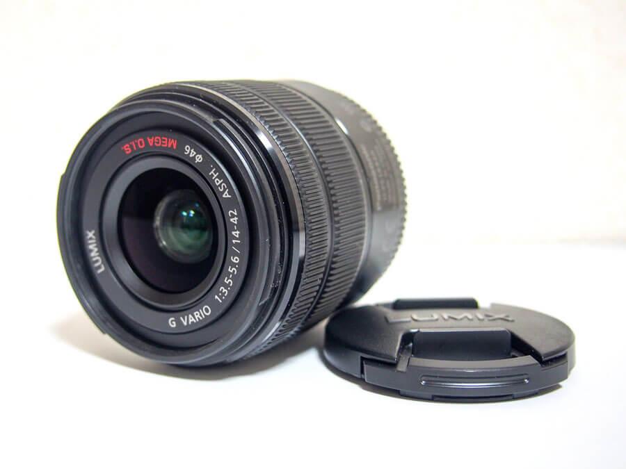 Panasonic(パナソニック) Lumix G VARIO 14-42mm F3.5-5.6 II ASPH. MEGA O.I.S. H-FS1442A-S