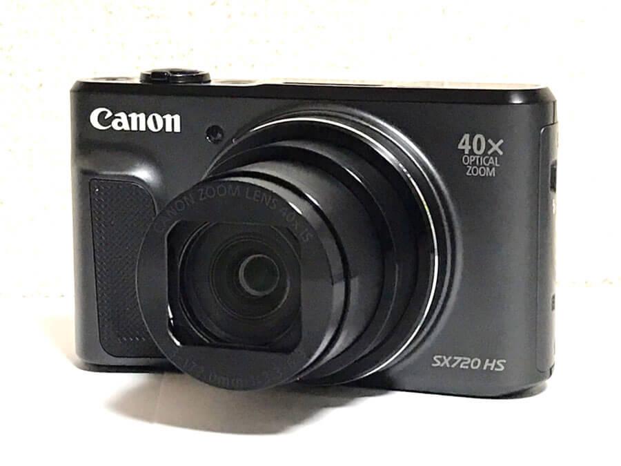 Canon PowerShot SX720 HS コンパクトデジタルカメラ