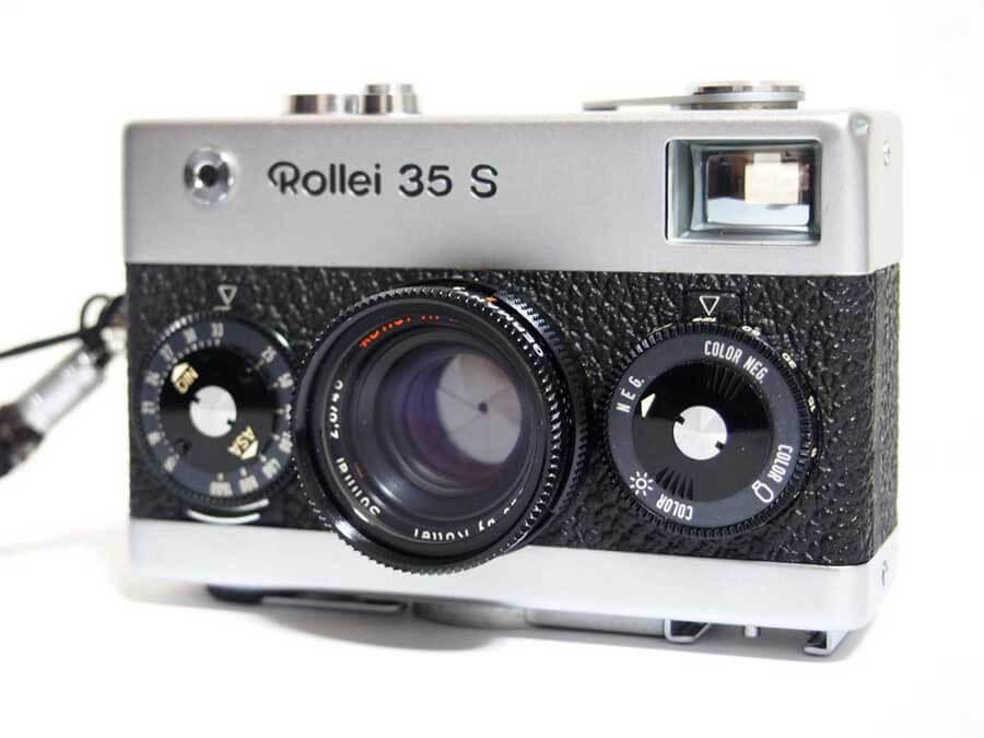 Rollei(ローライ) 35S 高級コンパクトカメラ