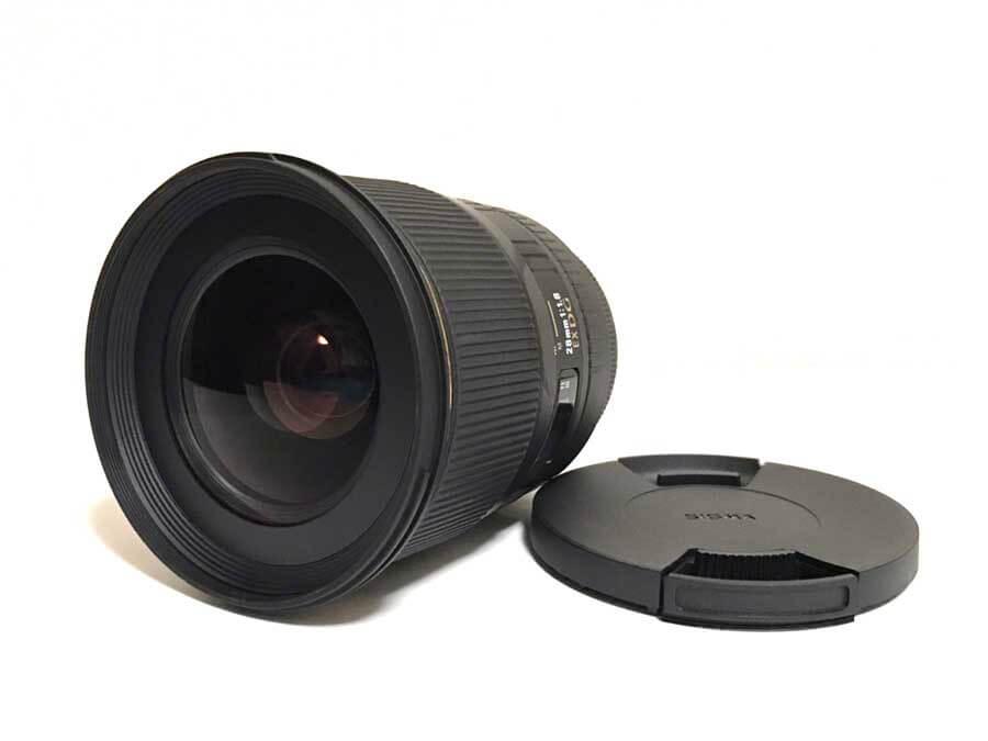 SIGMA(シグマ) 28mm F1.8 EX DG ASPHERICAL MACRO 単焦点広角レンズ