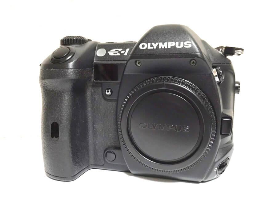 OLYMPUS(オリンパス) E-1 デジタル一眼レフカメラ