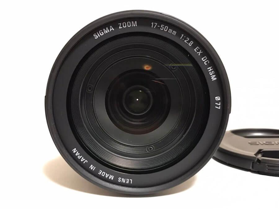 SIGMA(シグマ)17-50mm F2.8 EX DC HSM ペンタックス用ズームレンズ-2