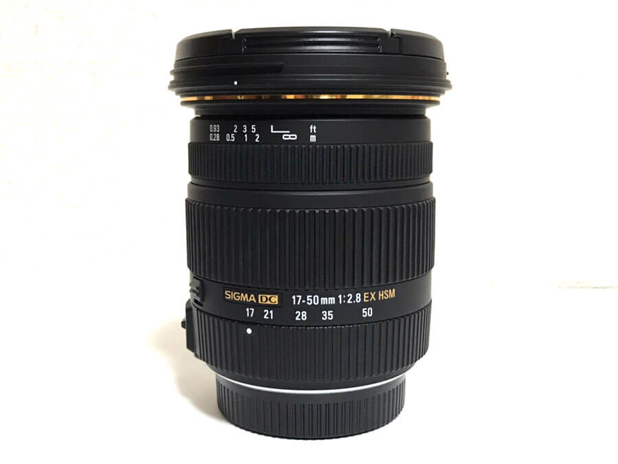 SIGMA(シグマ)17-50mm F2.8 EX DC HSM ペンタックス用ズームレンズ-4