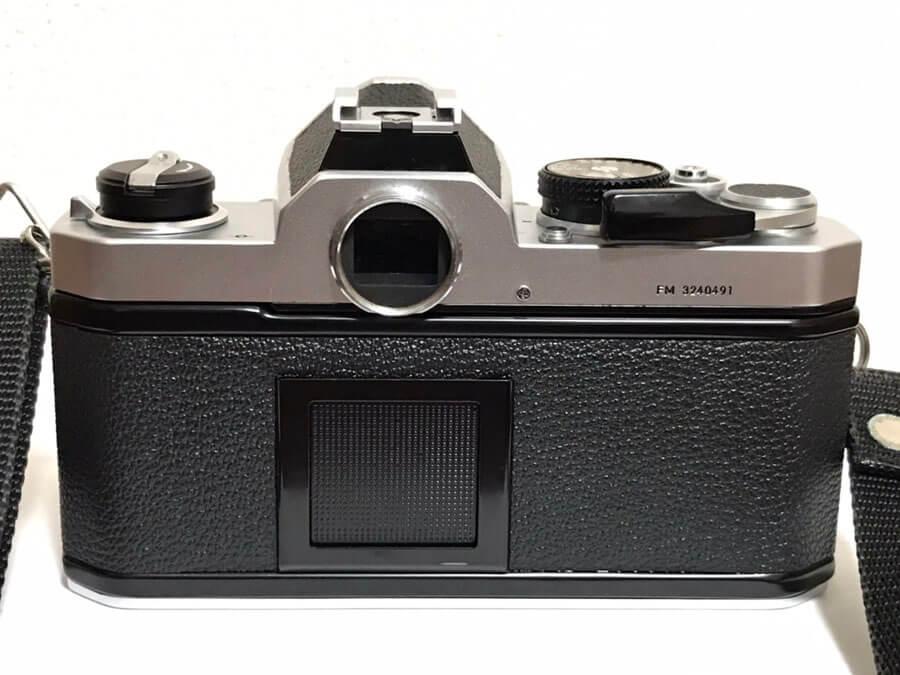 Nikon  FM ボディ NIKKOR-S Auto F1.4 50mm レンズセット-3