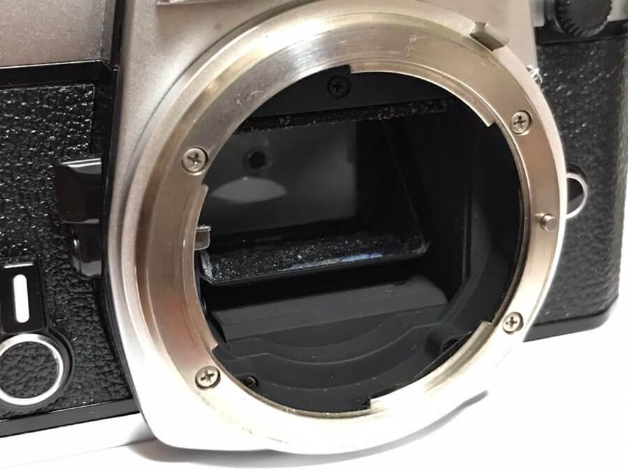 Nikon  FM ボディ NIKKOR-S Auto F1.4 50mm レンズセット-2