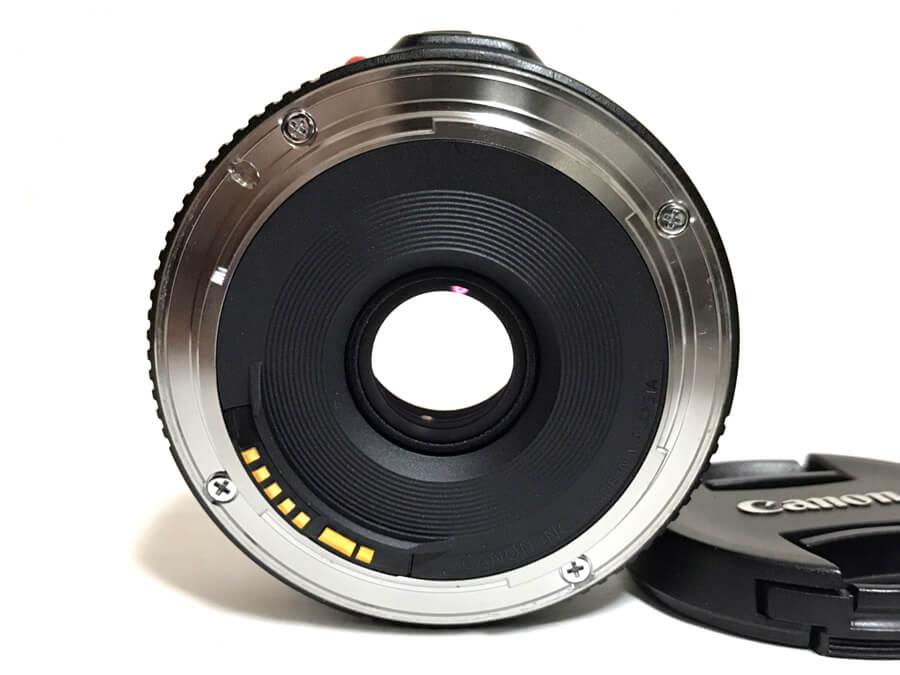 Canon LENS EF 40mm F2.8 STM パンケーキレンズ-3