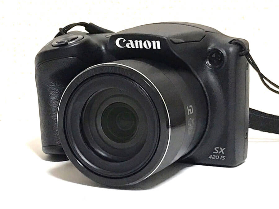 Canon PowerShot SX420 IS デジタルカメラ