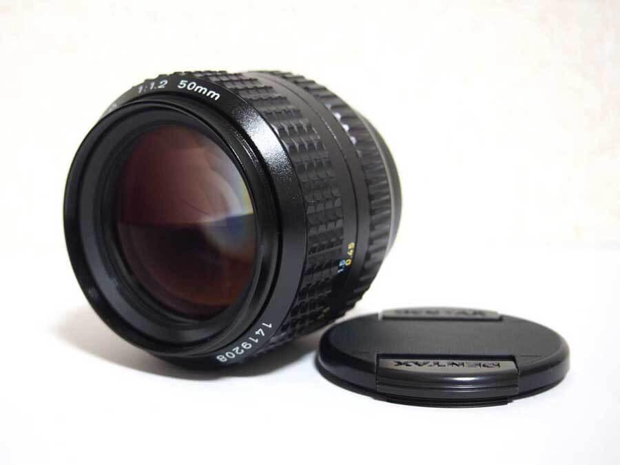 PENTAX A50mm F1.2 単焦点レンズ