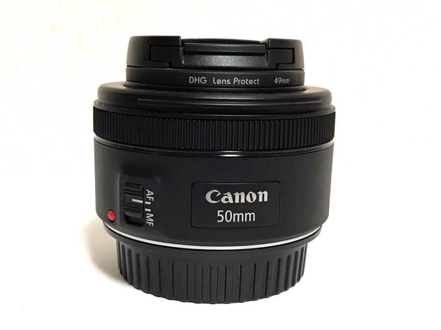 Canon(キヤノン) EF 50mm F1.8 STM 単焦点レンズ-4