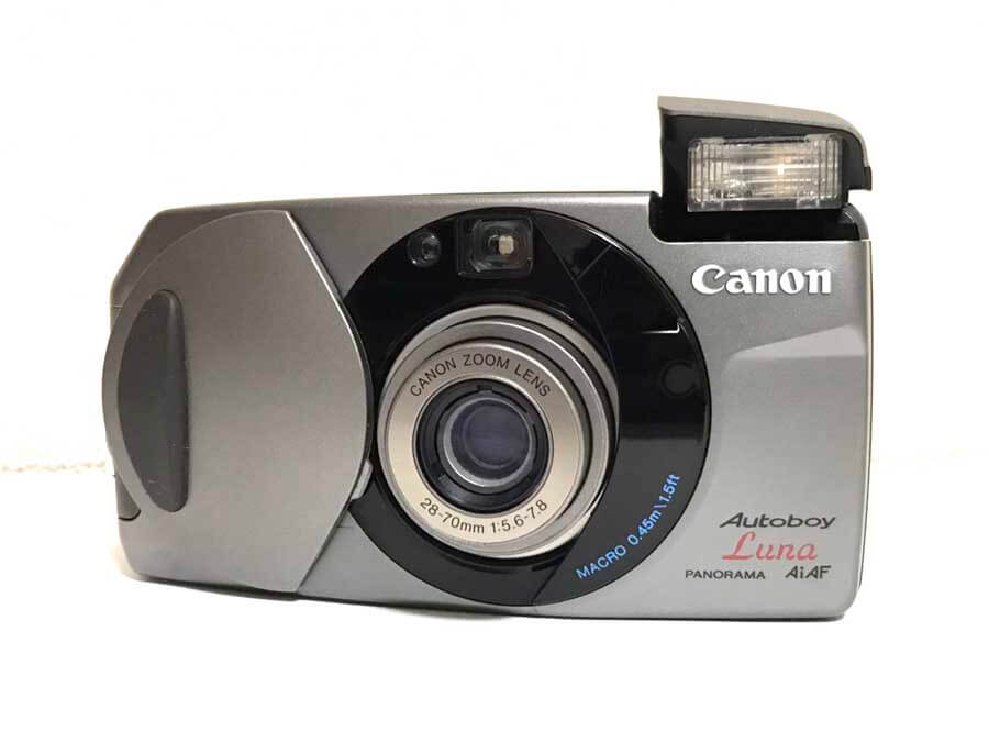Canon(キヤノン) Autoboy Luna PANORAMA Ai AF 28-70mm F5.6-7.8 フィルムカメラ