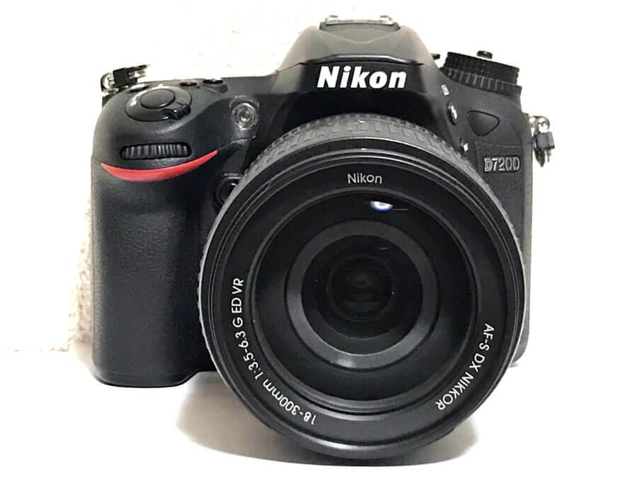 NIKON(ニコン) D7200 18-300 VR スーパーズームキット-2