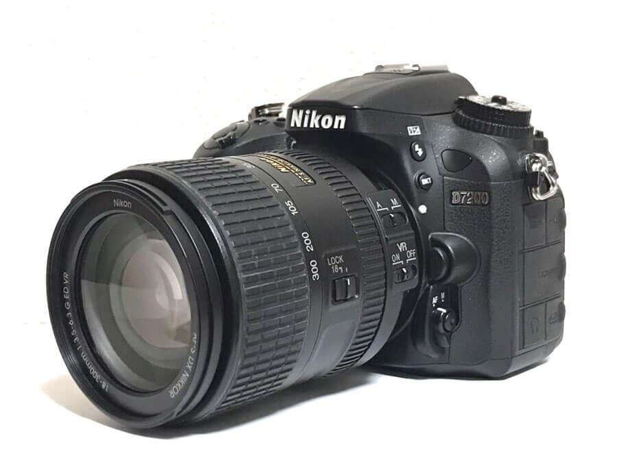 NIKON(ニコン) D7200 18-300 VR スーパーズームキット