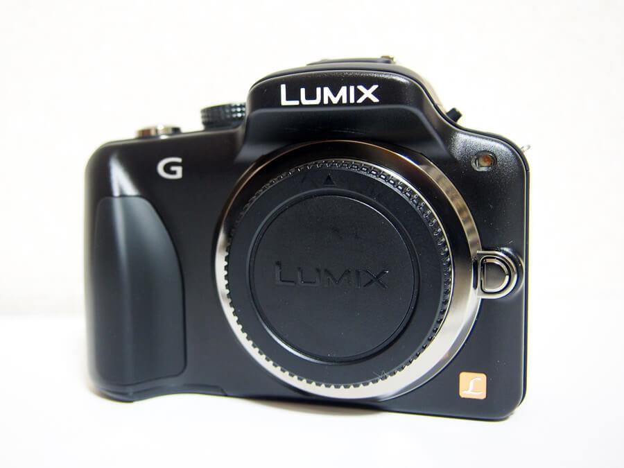 Panasonic Lumix DMC-G3 ミラーレス一眼カメラ