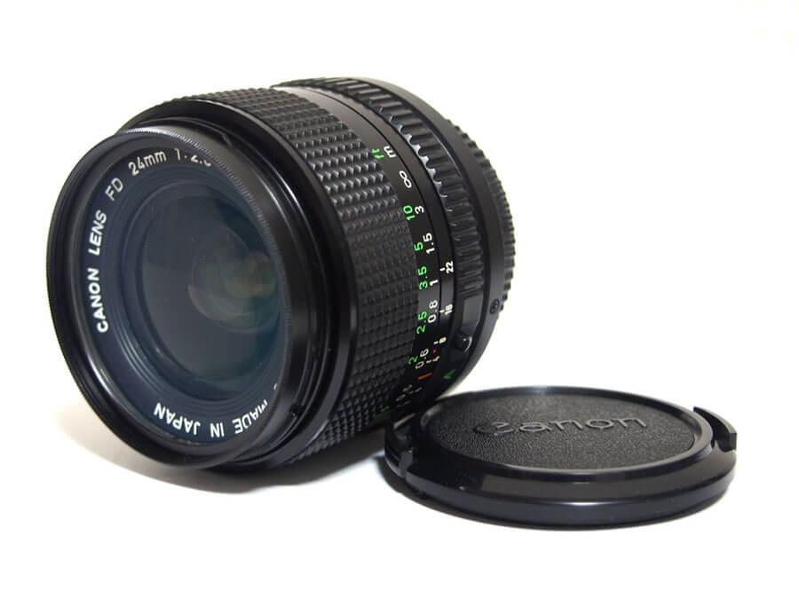 Canon(キヤノン) LENS New FD 24mm F2.8 単焦点レンズ