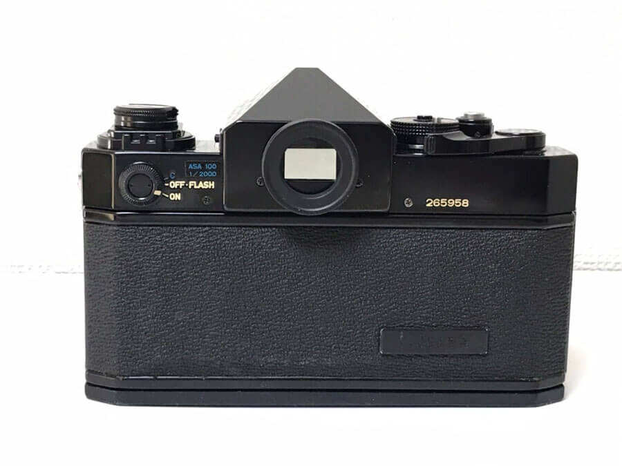 Canon(キヤノン) F-1 一眼レフカメラ ボディ-2