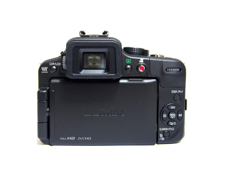 Panasonic Lumix DMC-G3 ミラーレス一眼カメラ-2