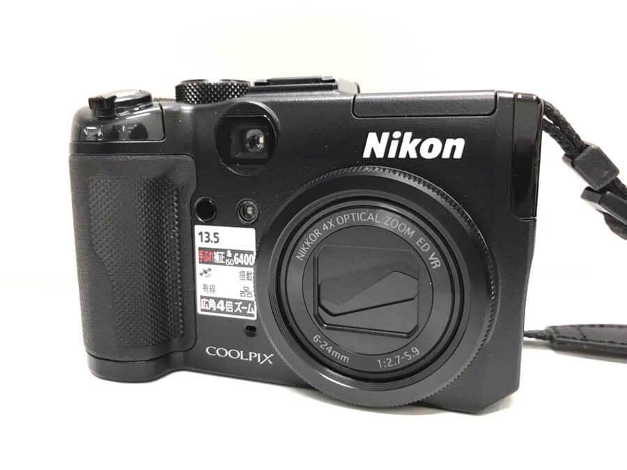 Nikon(ニコン) COOLPIX P6000 コンパクトデジタルカメラ