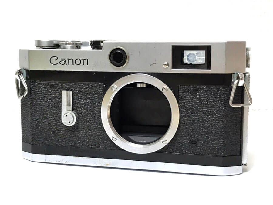 Canon(キヤノン) P型 レンジファインダーカメラ