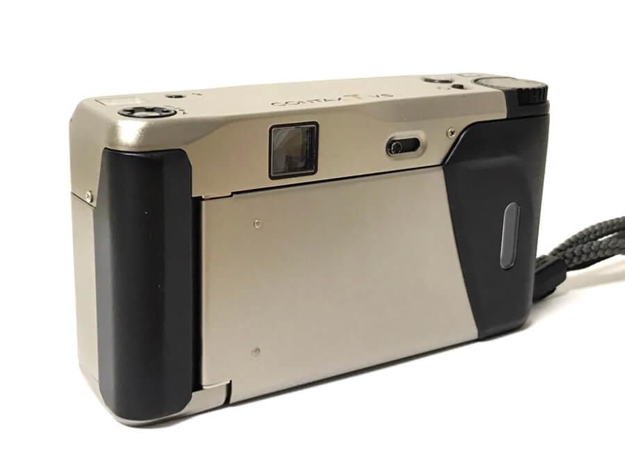 CONTAX TVS 高級コンパクトフィルムカメラ-3