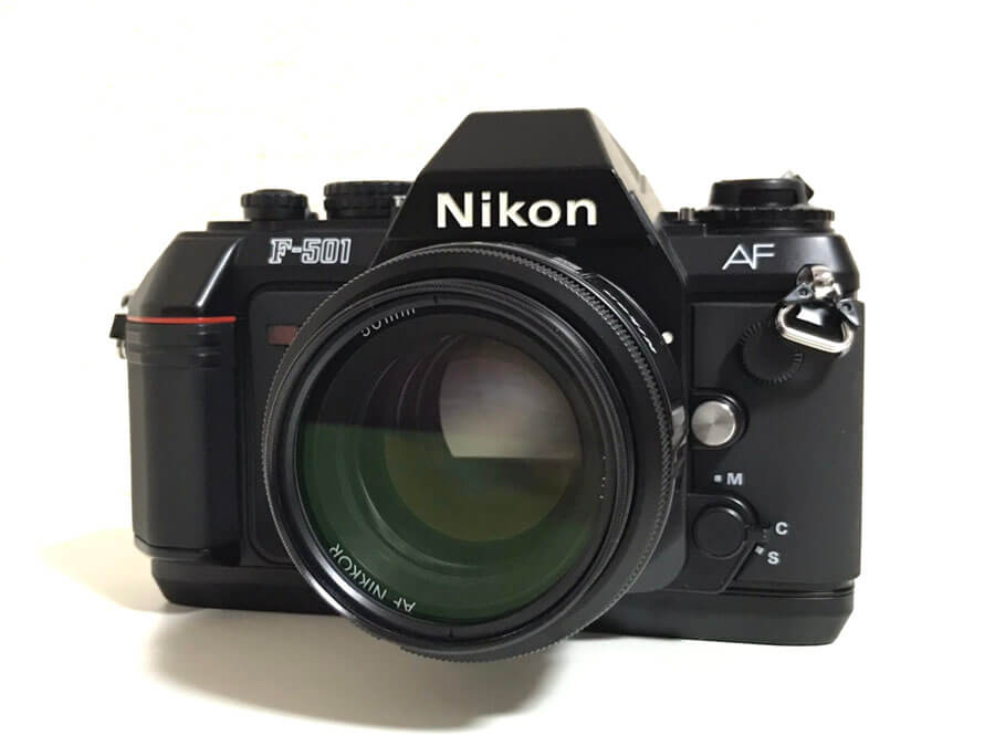 Nikon(ニコン) F-501 AF NIKKOR 50mm F1.4 一眼レフカメラ