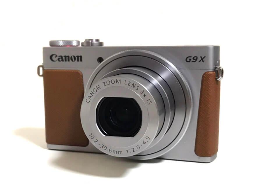 Canon(キヤノン) PowerShot G9X コンパクトデジタルカメラ