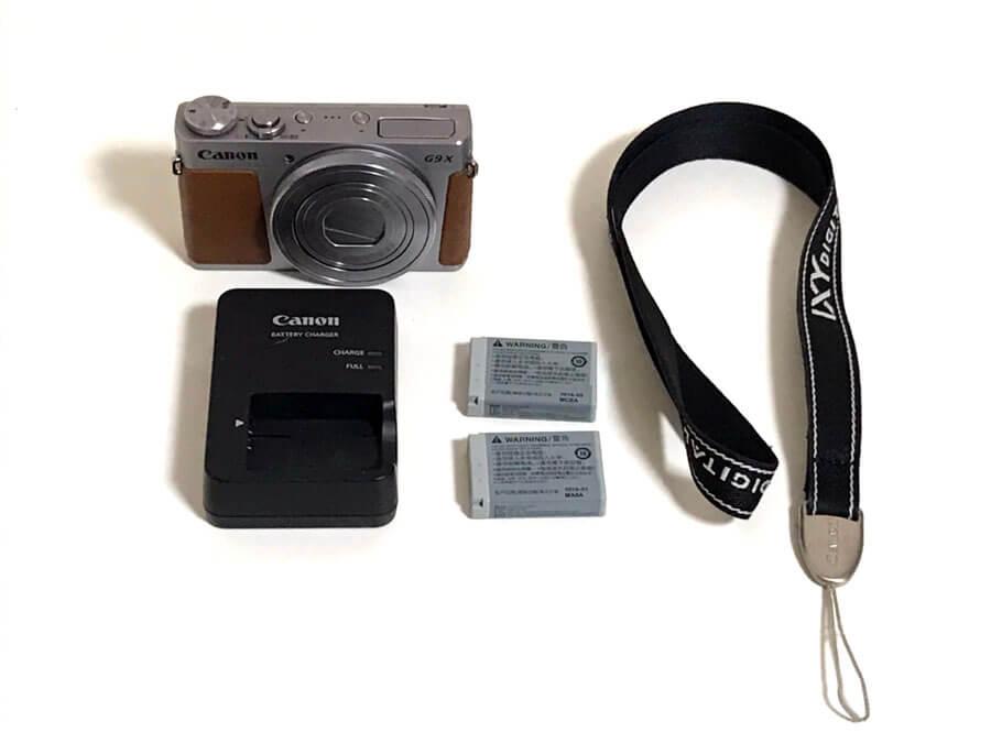 Canon(キヤノン) PowerShot G9X コンパクトデジタルカメラ-3