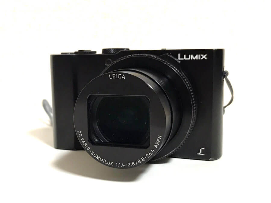 Panasonic(パナソニック) LUMIX DMC-LX9 コンパクトデジタルカメラ